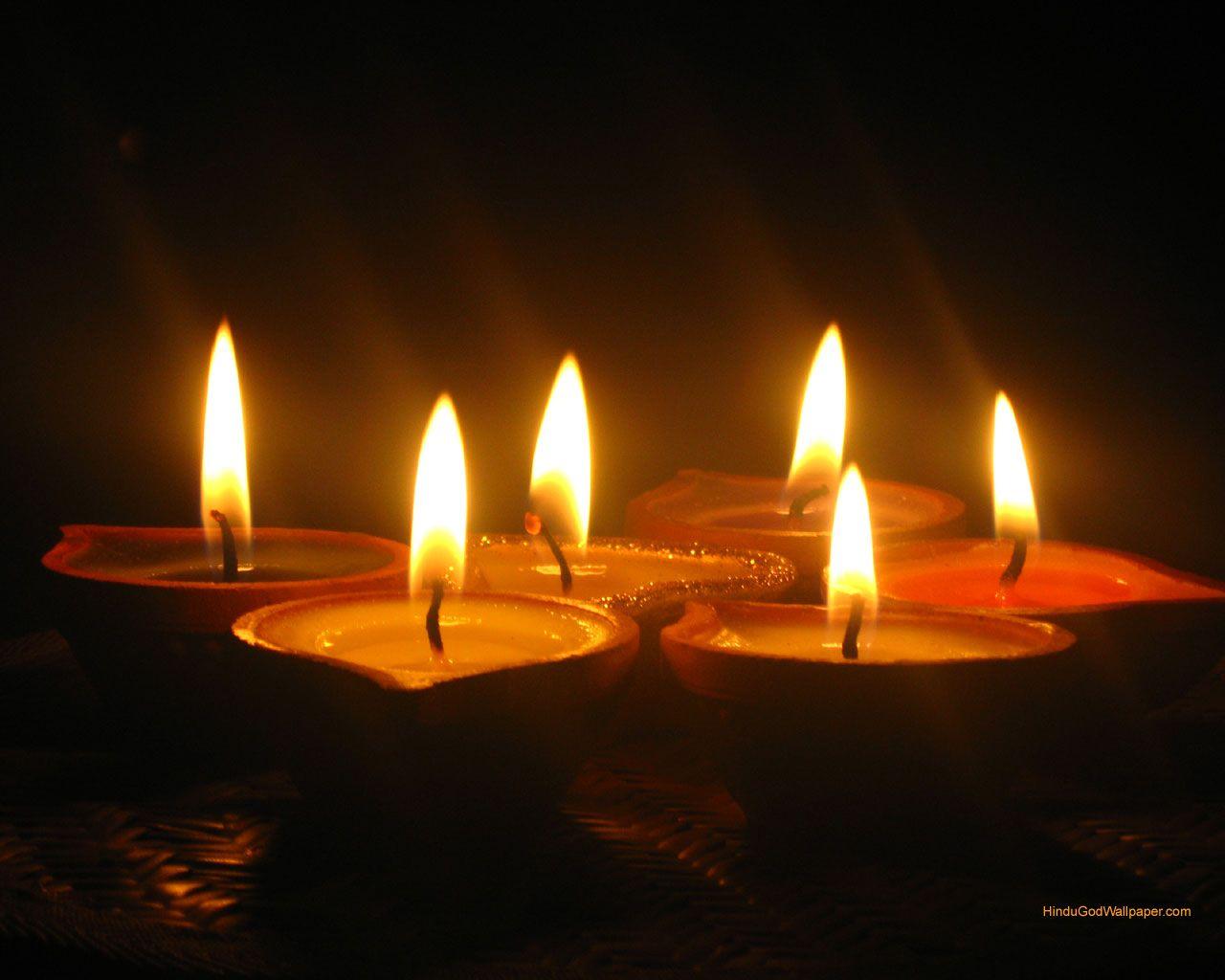 Diwali Diya Background Free Download