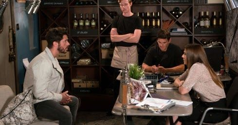 Coronation Street Spoiler: Explosion at the Bistro