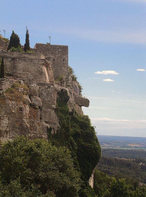 Les Baux De Provence Medieval Castle Provence Castle