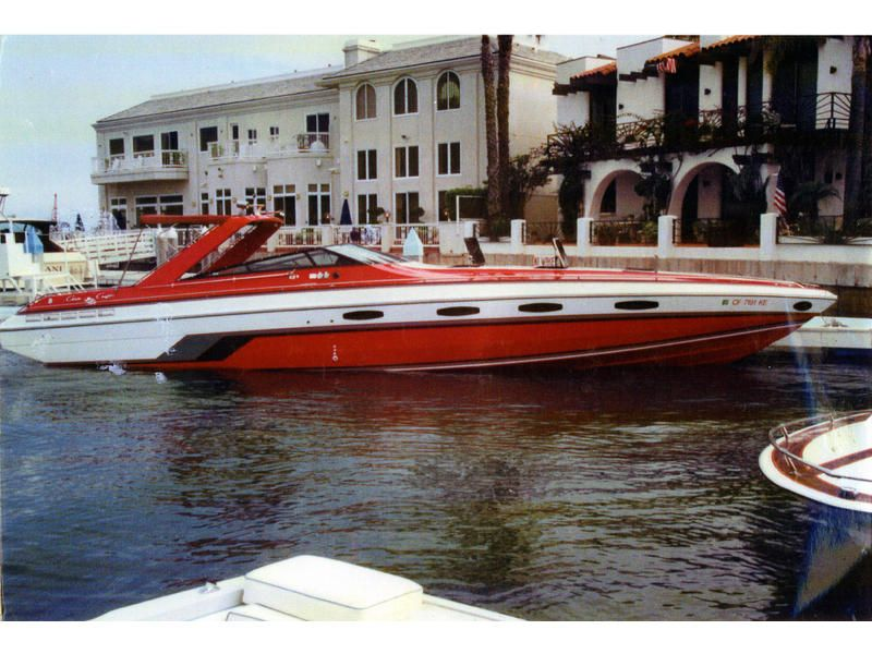 1987 chris craft stinger located in california for sale