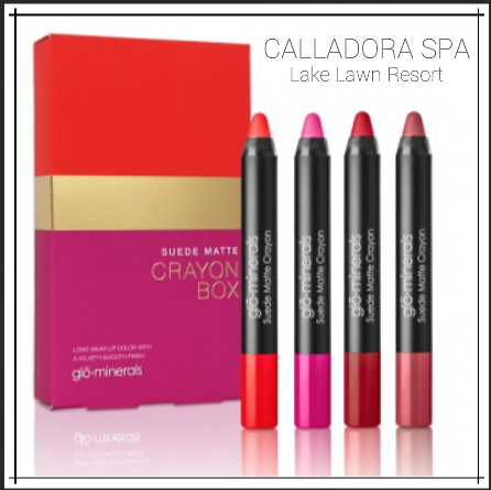 As if we couldn't love our #glominerals products even more, the Cream Glaze Crayons are now available with high-shine color saturation. For more #CalladoraSpa products, please visit http://www.lakelawnresort.com/spa #lipcolor #crayonlipstick #summerlipshades