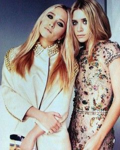 Mary-Kate and Ashley Olsen are amazing