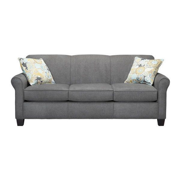 spectrum ii sofa liked on polyvore featuring home furniture sofas roll arm - Aus Weier Couch Und Sofa