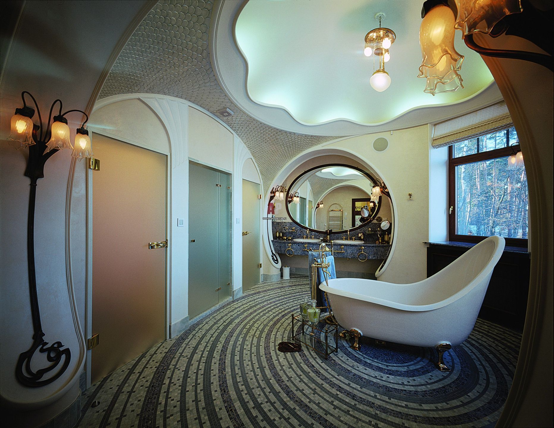 Art Nouveau Interior Design Ideas You Can Easily Adopt In Your ...