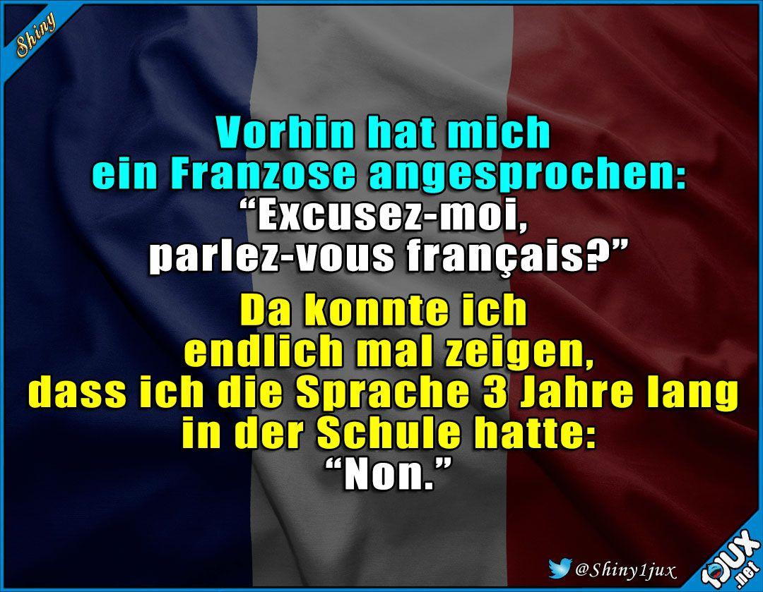 französische sprüche lustig