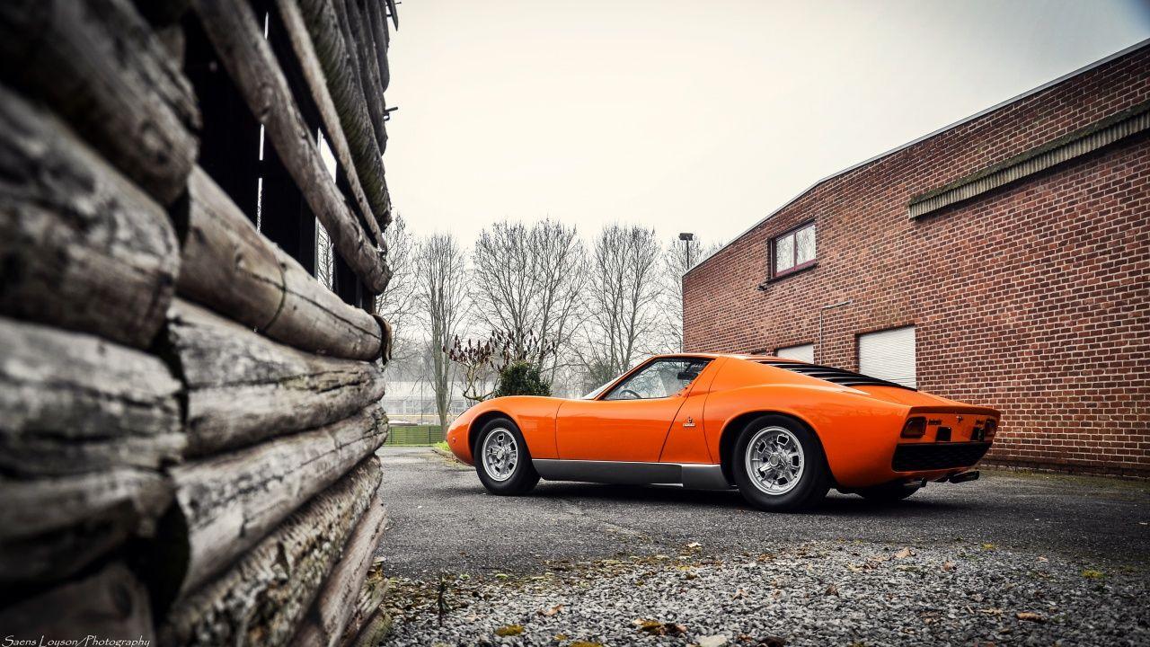 1968 Lamborghini Miura - P400 - CONCOUR RESTORATION - FULL MATCHING NUMBERS | Classic Driver Market