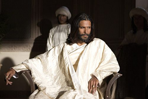 milind soman as saladin in arn the knight templar 2008 milind pinterest. Black Bedroom Furniture Sets. Home Design Ideas