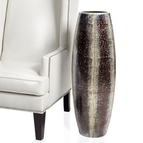 Python Vase 34 Quot H From Z Gallerie Stylish Home Decor