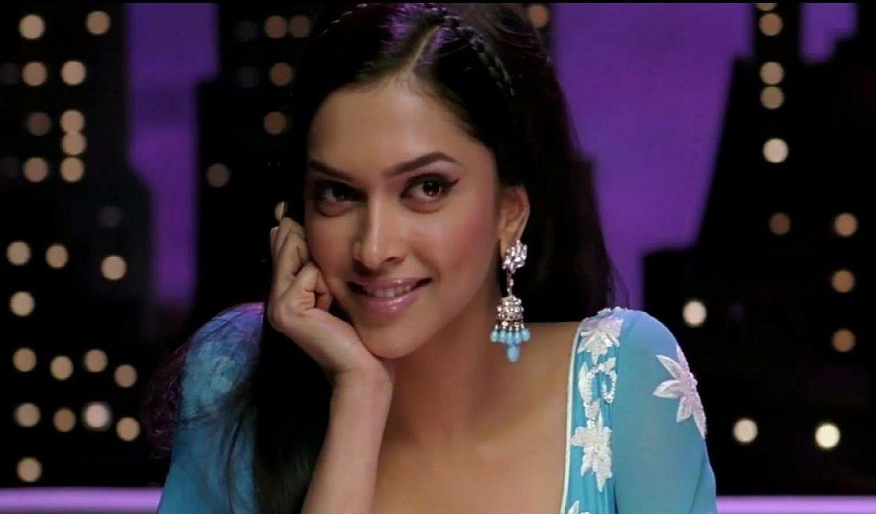 Deepika Padukone Bollywood Retro Look Om Shanti Om Bridal Earrings Deepika Padukone Earrings