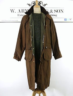 Men S House Of Bruar Brown Waxed Cotton Long Trench Riding Shooting Jacket Xs Coats Jackets Men S Clothin Mens Outfits Long Trench Coat Mens Mens Jackets