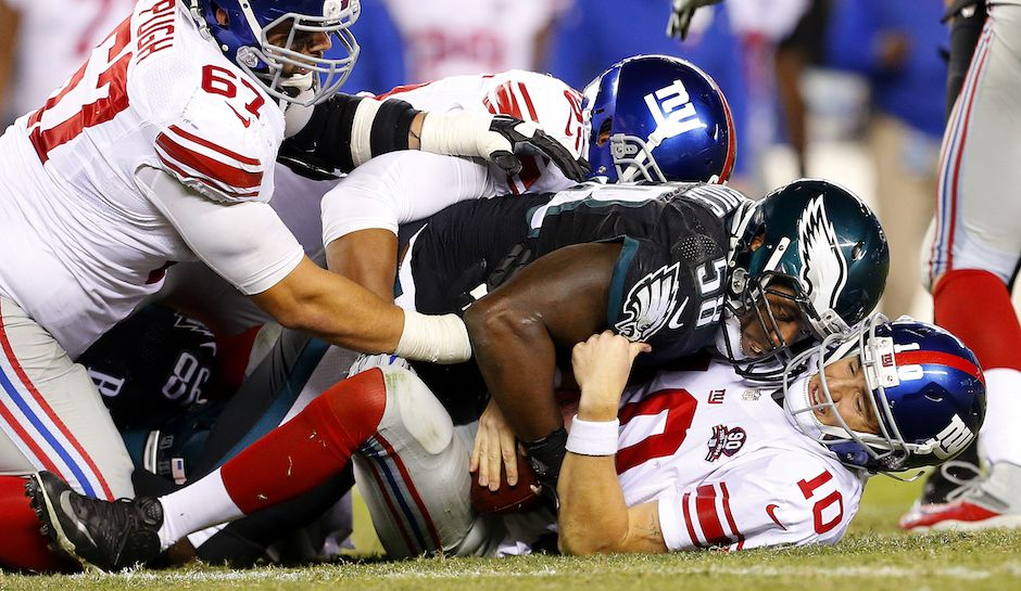Watch New York Giants Vs. Philadelphia Eagles Live Online