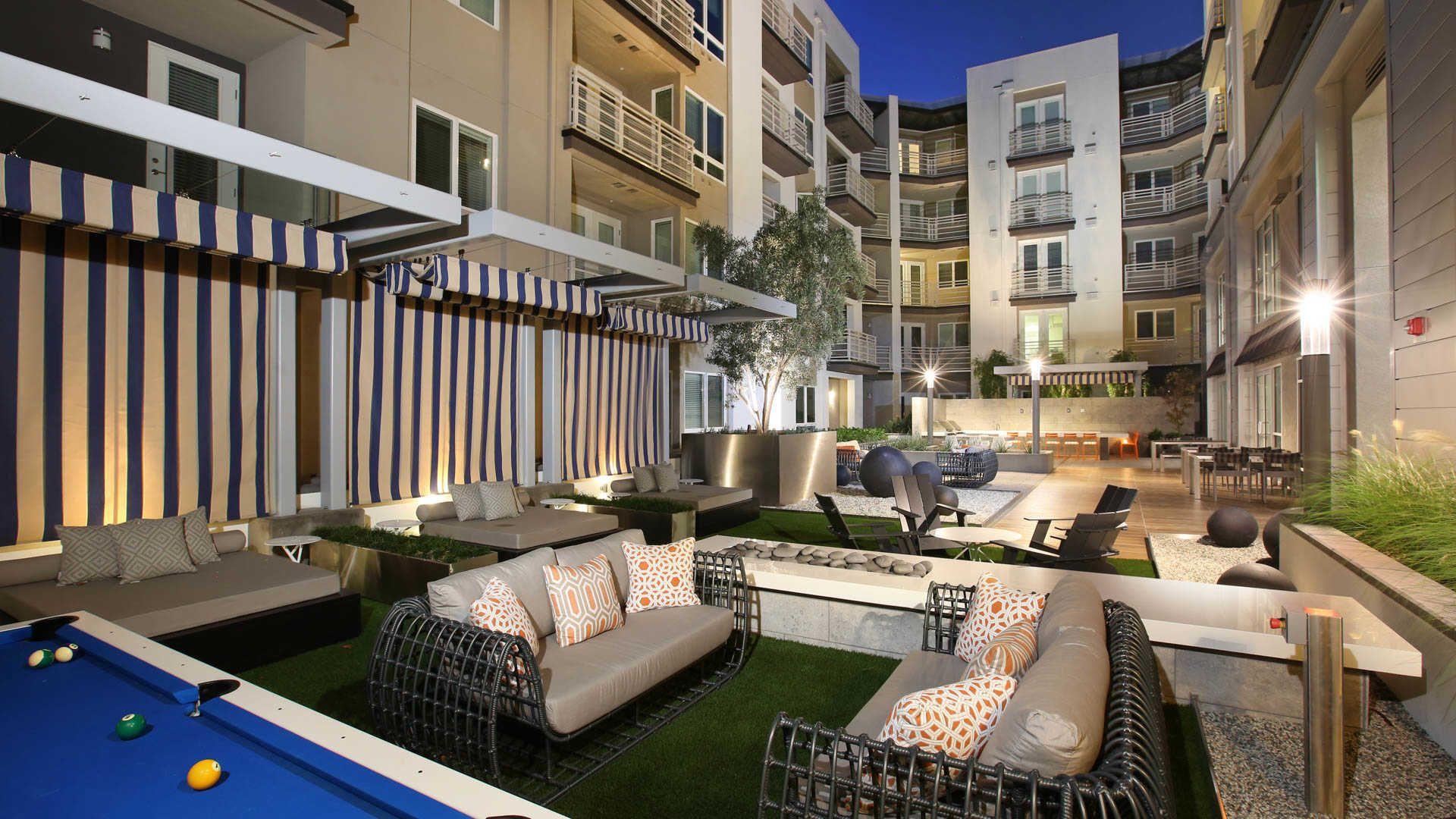 Altitude Apartments Apartment West Los Angeles Outdoor Decor