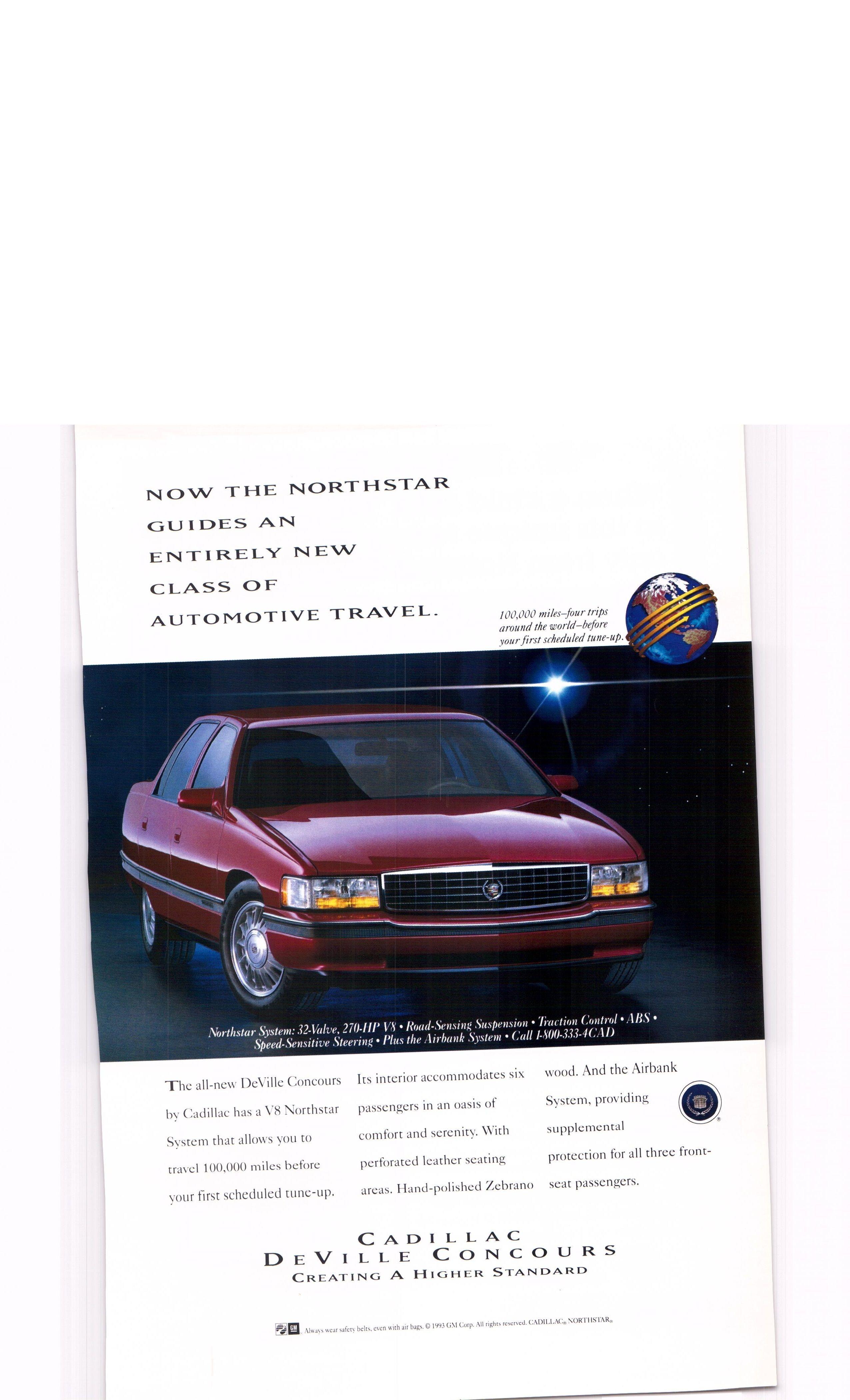 1994 cadillac deville concours national geographic august 1994 rh pinterest com Cadillac DeVille Wheels 2004 Cadillac DeVille Problems
