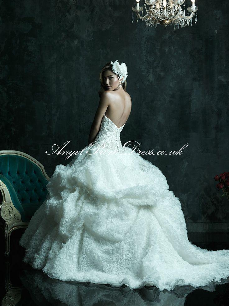 Princess wedding dress | Robes de Mariée. Weeding Dress | Pinterest ...