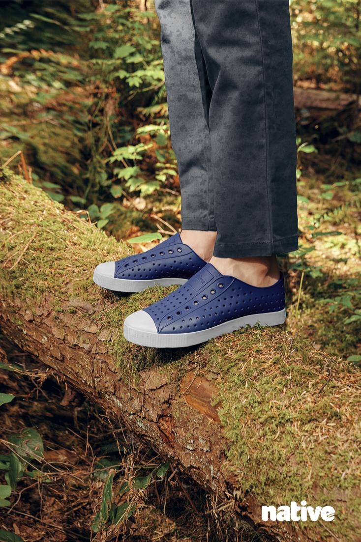sprzedaż online Wielka wyprzedaż klasyczne dopasowanie Back to anything but basic–the Native Shoes Jefferson ...