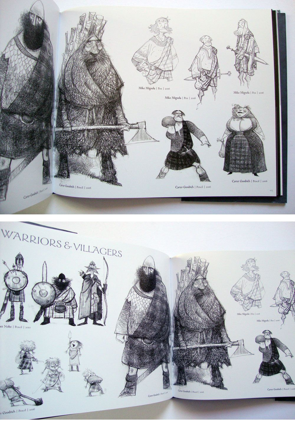 http://theconceptartblog.com/wp-content/uploads/2012/07/Brave-concept-book-03.jpg