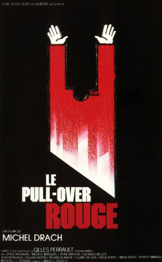 Le pull-over rouge (Michel Drach, 1979)