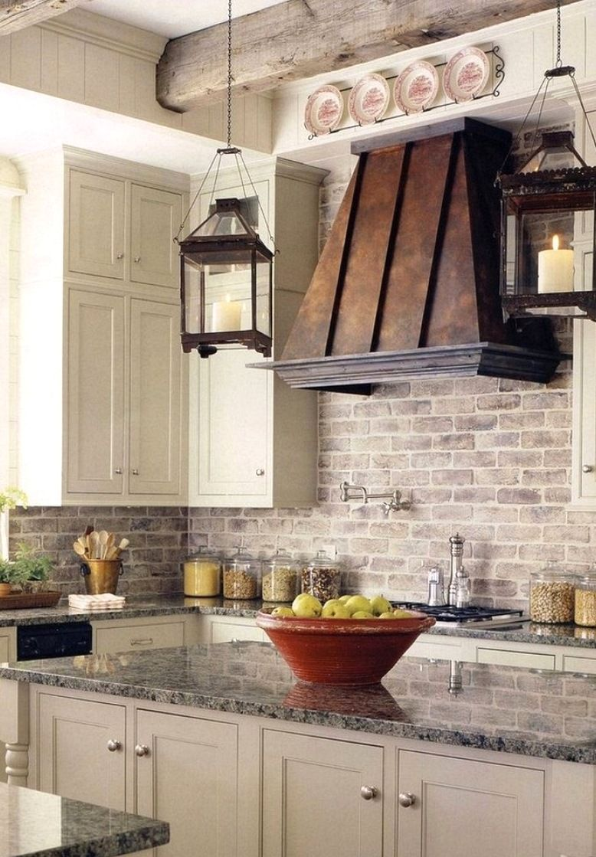 10+ Beautiful Modern Farmhouse Kitchen Backsplash Ideas