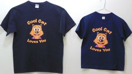 Get Your Cool Cat T-Shirts Today! Only $19.99 each, All Sizes Same Price! Available in Kids Large; Adult Large & X-Large It's the Same 'Style Shirt' that ...
