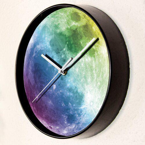 World Menagerie Ambrosia 10cm Silent Wall Clock Clock London Clock