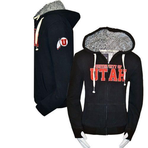 Utah Valley University Girls Zipper Hoodie Game Time School Spirit Sweatshirt