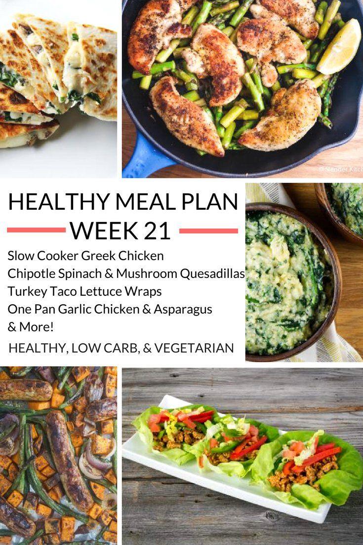 6 week easy diet plan