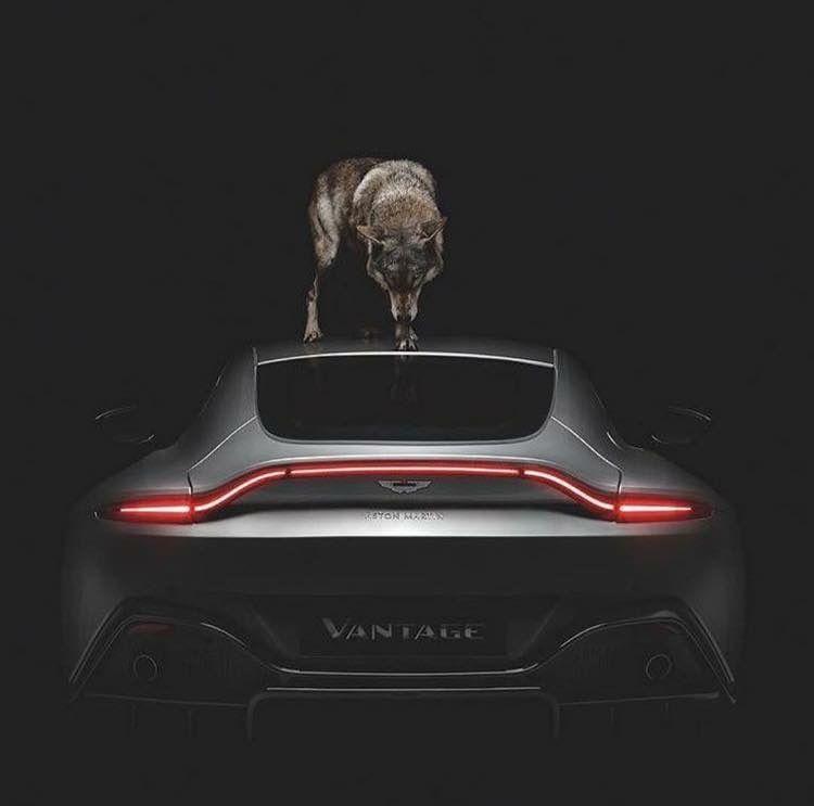 2018 Aston Martin Vantage -ℛℰ℘i ℕnℰD By Averson Automotive