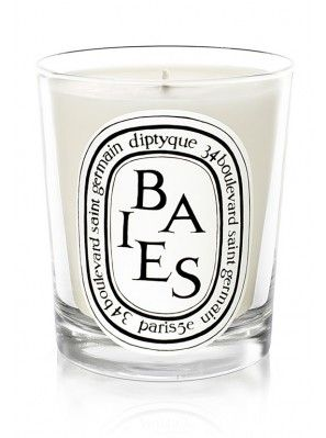 Bougie Diptyque Baies 190g, 44€