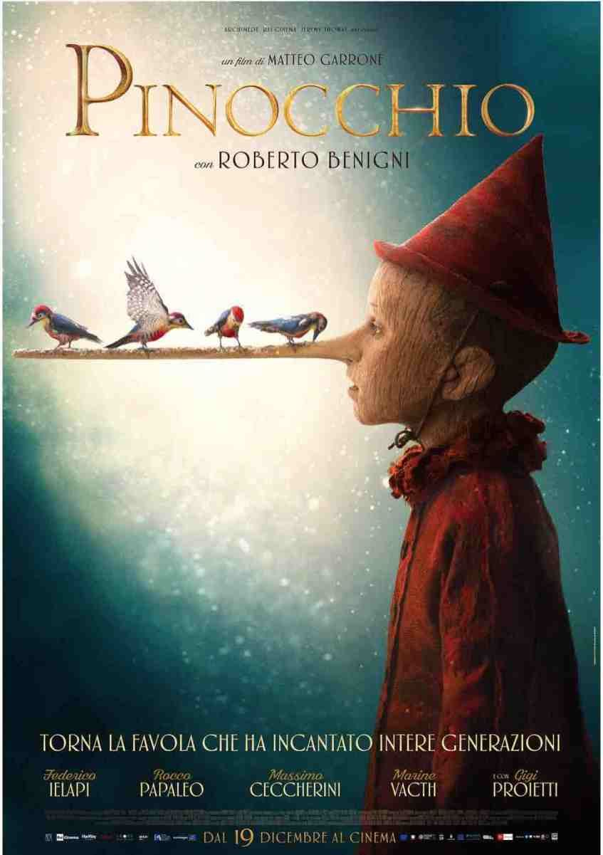 Film Review Pinocchio 2019 In 2020 New Movies To Watch Animated Movies Best English Movies