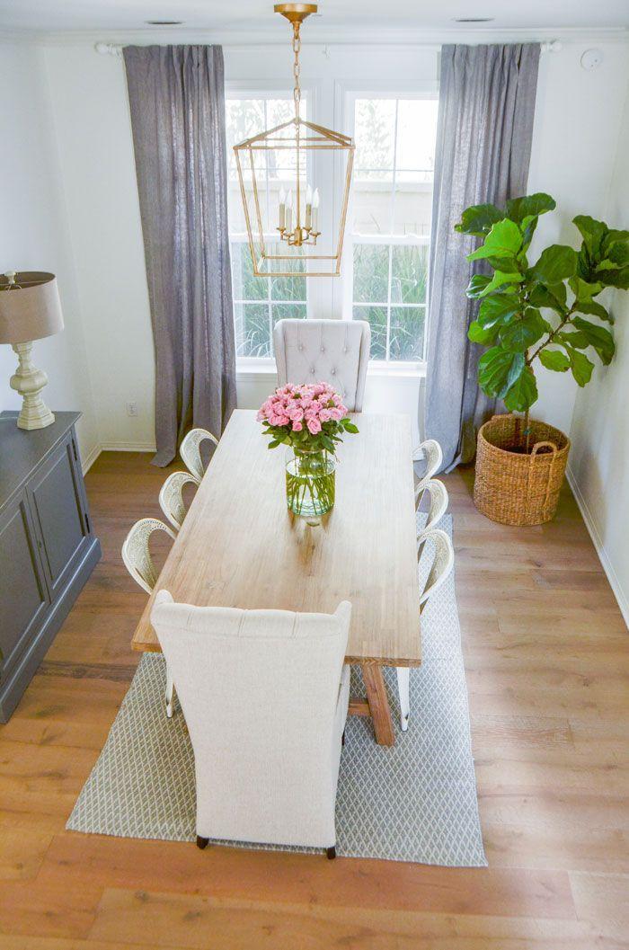 Formal Dining Room Reveal! Dining room ideas Pinterest Dining
