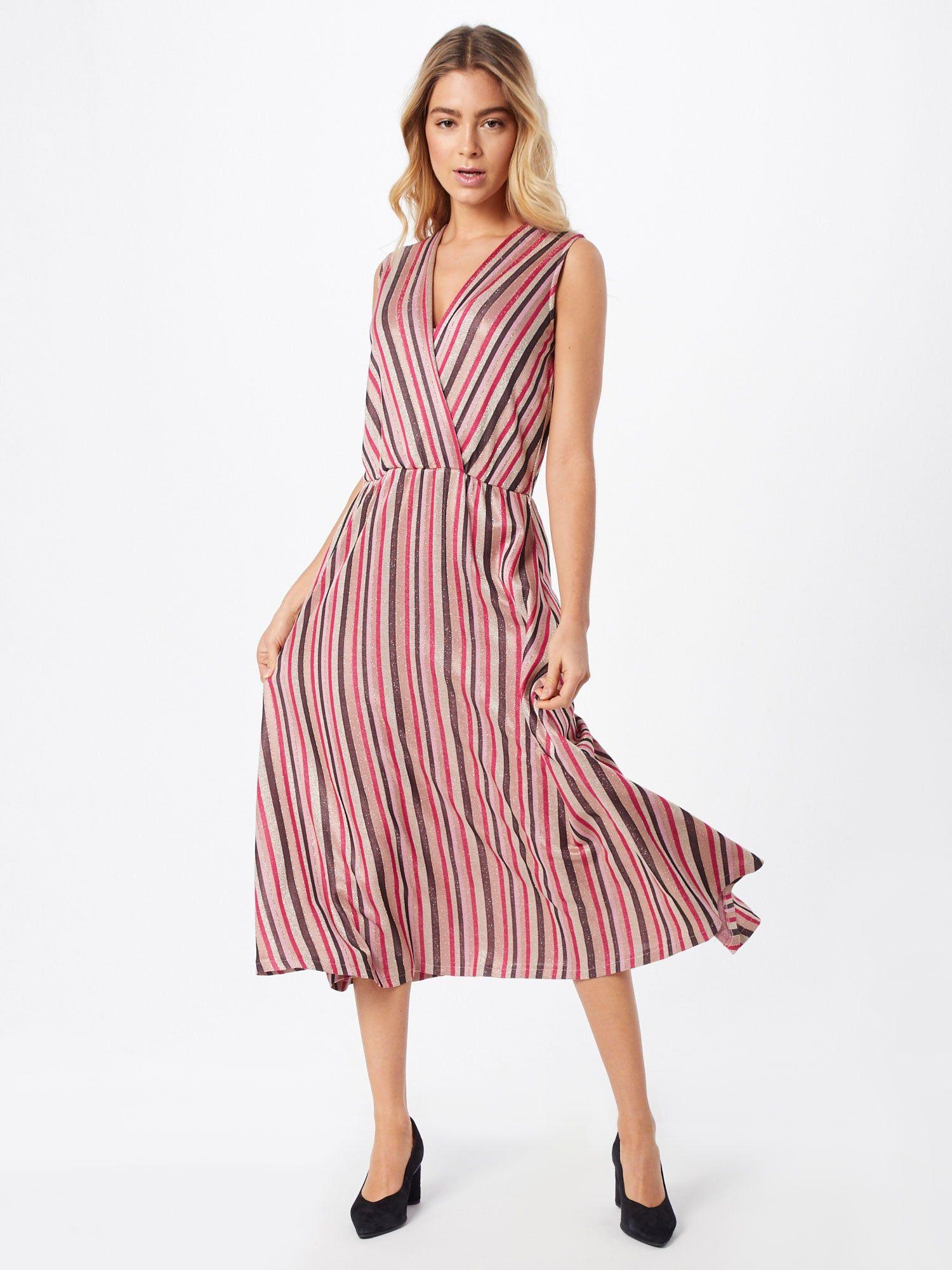 iblues kleid 'pacchia' damen, rosa, größe 36   kleider