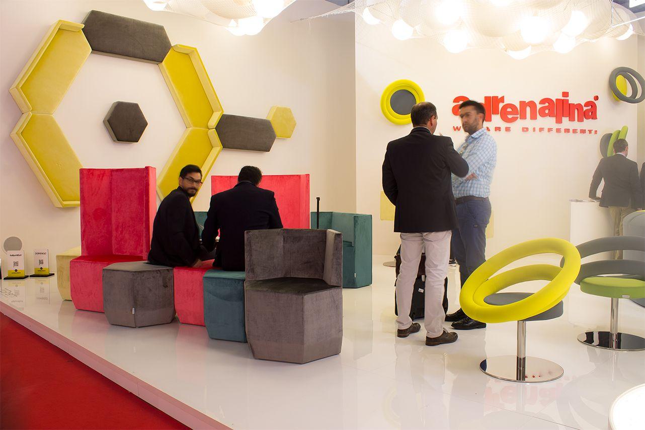 Adrenalina Salone Internazionale del Mobile 2015 Foto: Laura Vendramini