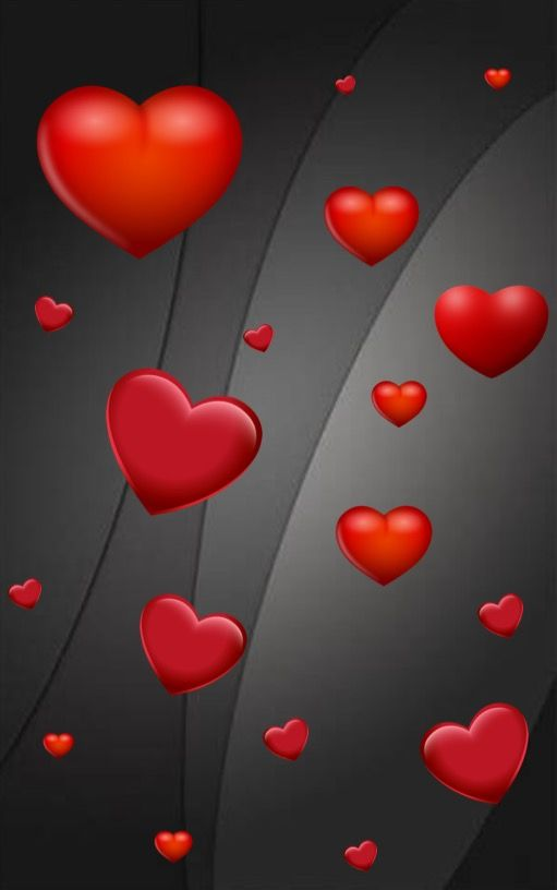 Pin By Noha El Sherif On Iphone Wallpaper Heart Wallpaper Red And Black Wallpaper Pretty Wallpapers