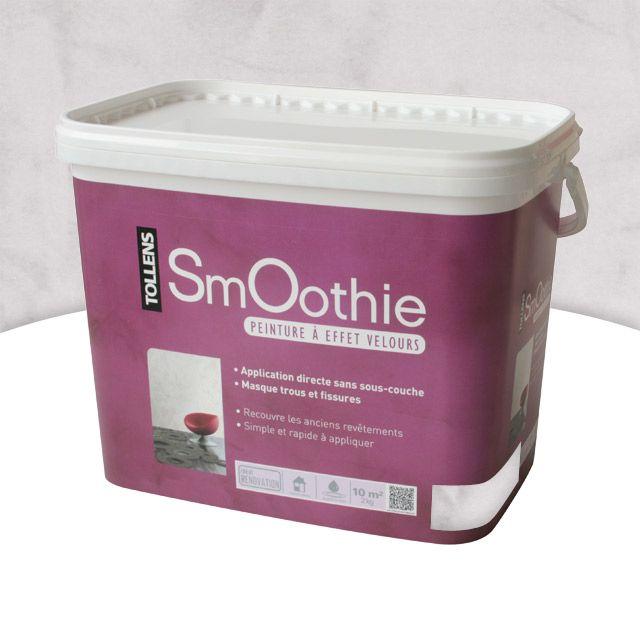 Peinture à effet smoothie Angora 2 kg - CASTORAMA Décoration