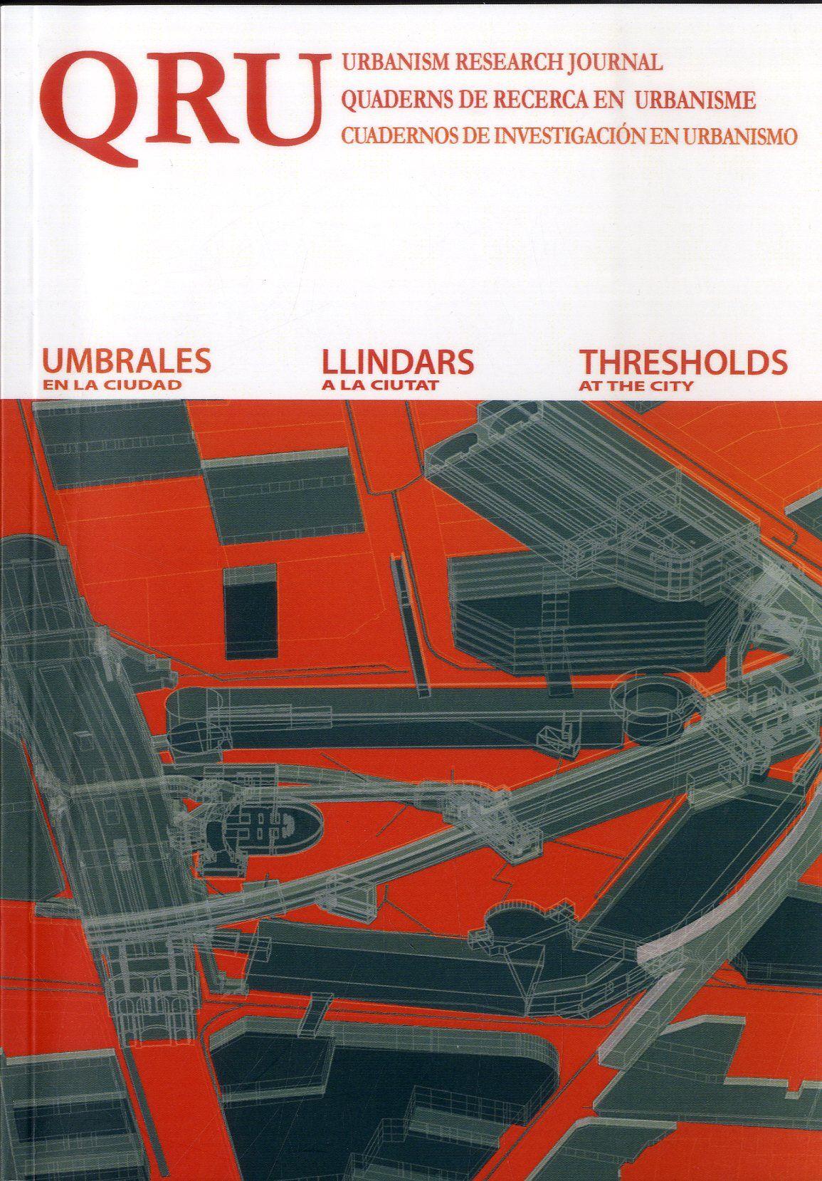 QRU: Quaderns de Recerca en Urbanisme