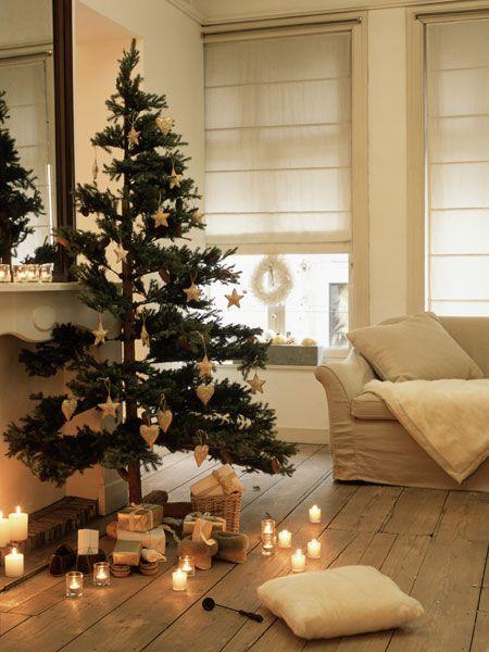 Decorar el árbol de Navidad...la mejor inspiración - Tu casa y tu ...