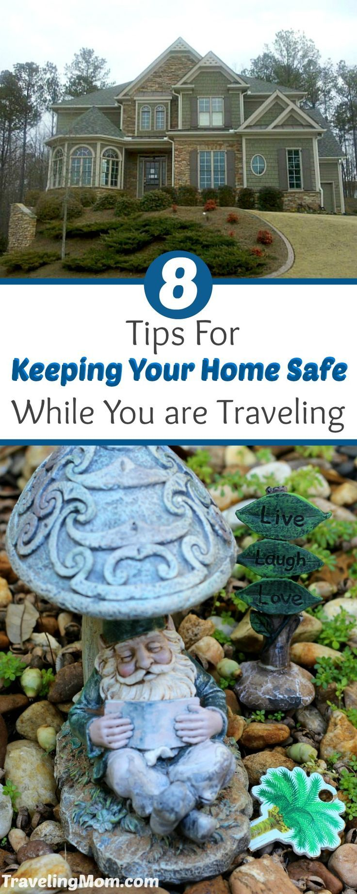 How to Keep Your Home Safe While You're On Vacation ...
