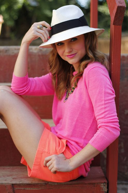01bdfdf43 The best accessory for summer: a great Panama Hat from @Gap! Check ...