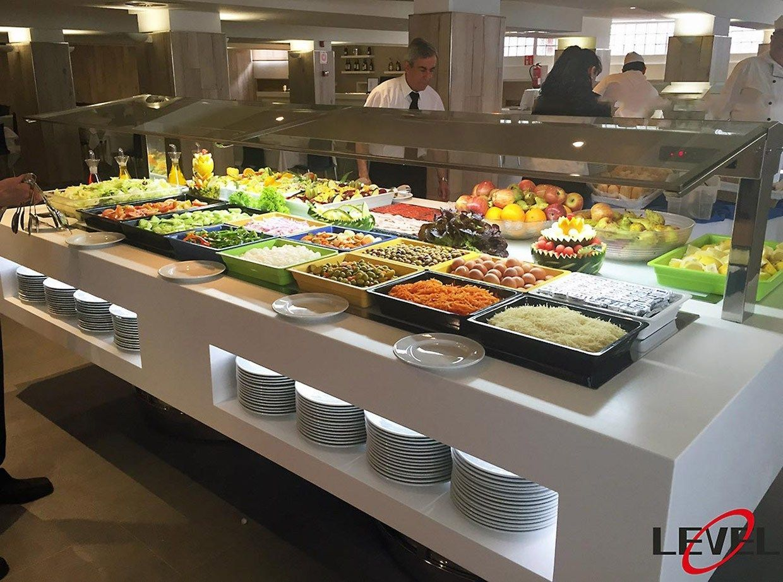 Buffet Restaurant Proyectos Level Maquinaria De Em 2020 Com