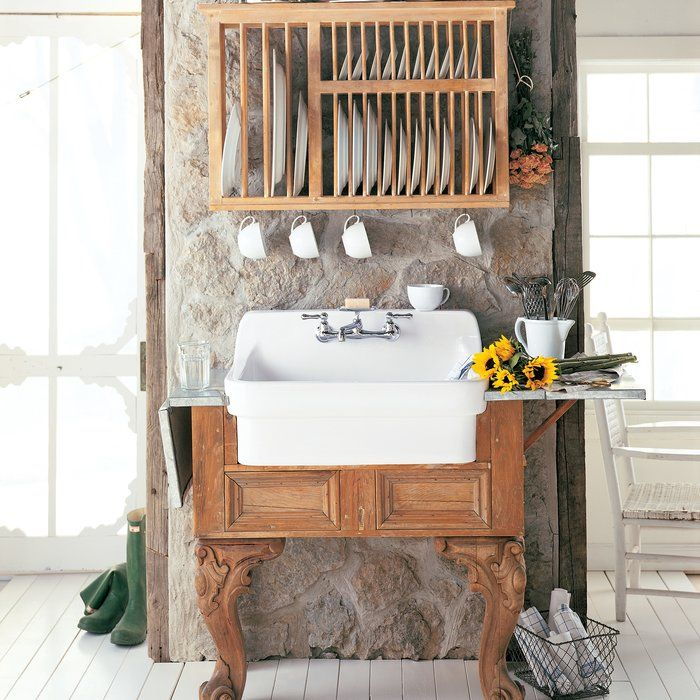 Country 30 L X 22 W Farmhouse Kitchen Sink Country Kitchen