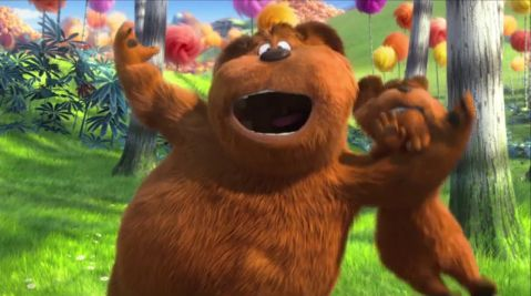 The Lorax 3 Into The Forest Movie The Lorax Movies Showing