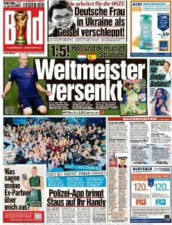 Bild Germany Weltmeister Versenkt Champions Sunk