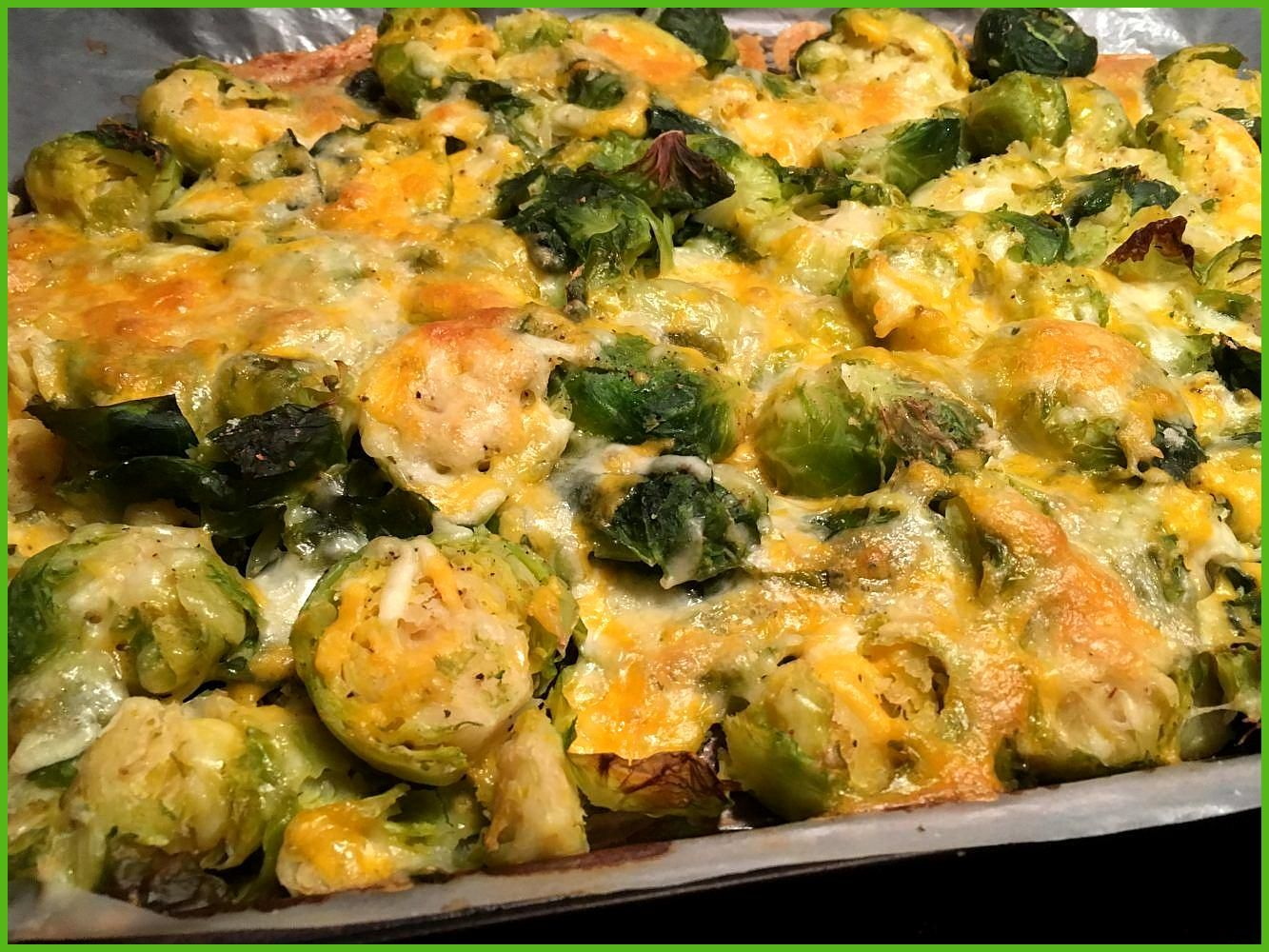 Smashed Brussel Sprouts Today, brussels sprouts are mostly ... #smashedbrusselsprouts