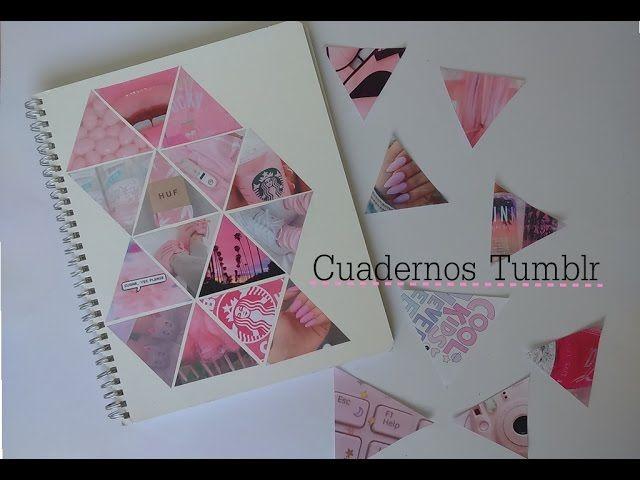 Dibujo De Hada Para La Portada De Una Libreta De Una Ni A: Cuadernos Tumblr - Buscar Con Google