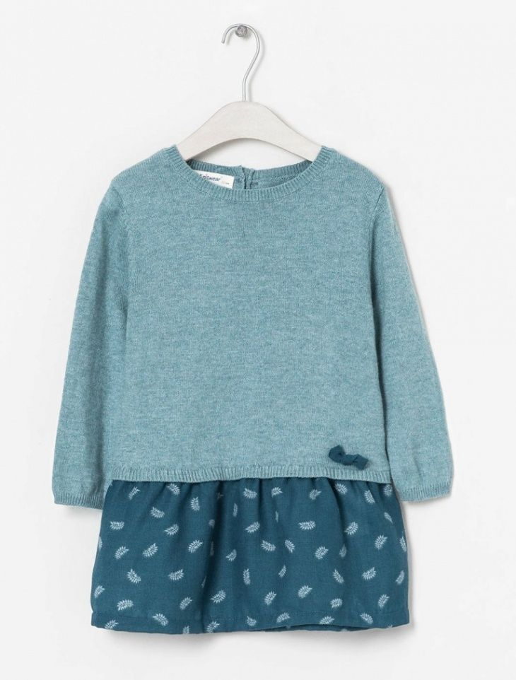 Четыре детских платья Zara