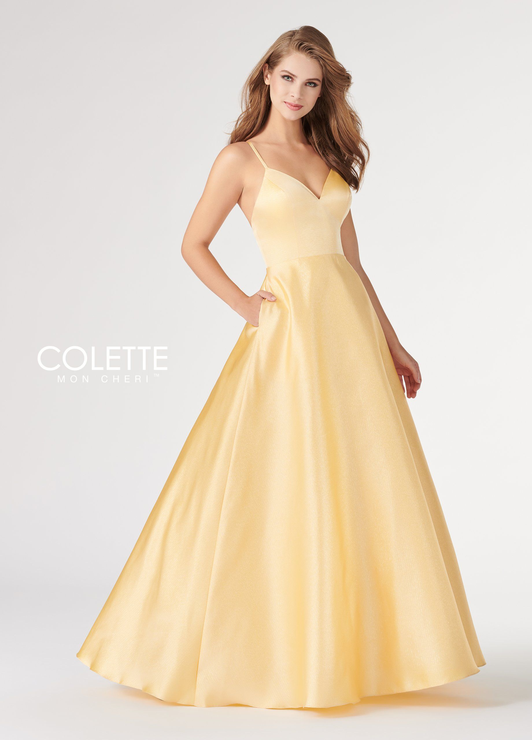 b886ffad977f ... bold prom & formal dress collection that is both timeless and  contemporary. 💛🌞💛🌞💛🌞 aNd It Has POCKETS!