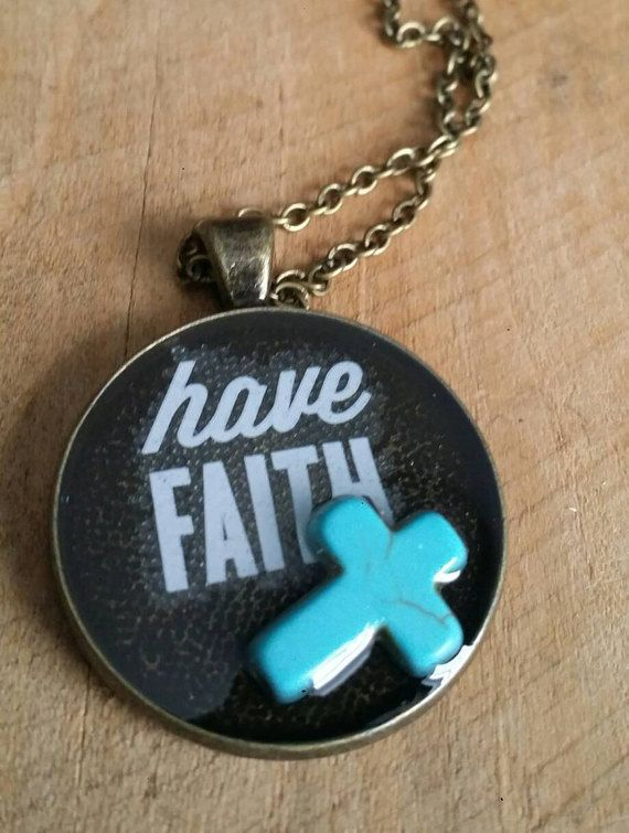Check out this item in my Etsy shop https://www.etsy.com/ca/listing/264865924/faith-necklace-resin-necklace-resin