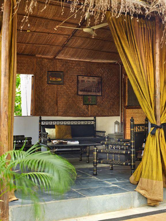 la maison de jade jagger goa goa ethnic decor and indian architecture. Black Bedroom Furniture Sets. Home Design Ideas