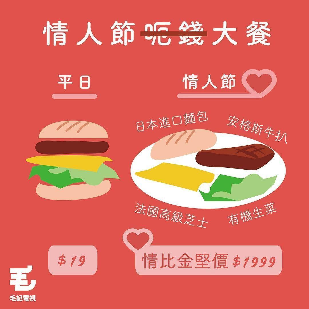 Interesting one by hongkong.today #homedesign #contratahotel (o) http://ift.tt/1RIC1RV 2.14 情比金堅 二人餐   圖片來源100毛  資料來源100毛  2016.02.13  #二人餐 #情人節 #214 #HongKongToday #TodayHongKong #HKToday #TodayHK #hongkong2016 #hongkonginstagram #hongkongig #ig_hongkong #ighongkong #hongkong_ig #hkig #hk_ig #ig_hk #ighk #hkstyle #designed #designing  #webdesign #redesign #graphdesigner  #artistic #createexplore #creatives #createart