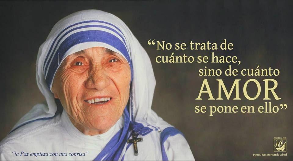 23 Ideas De Madre Teresa Madre Teresa Frases De La Madre Teresa Teresa De Calcuta Frases